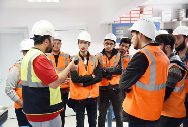 Balıkesir University Civil Engineering Department Gallery Image