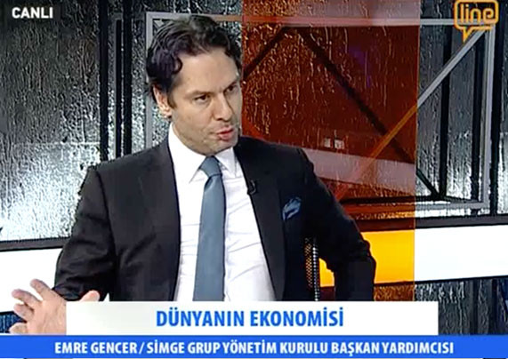 """Dünya Ekonomisi"" on Line TV channel"
