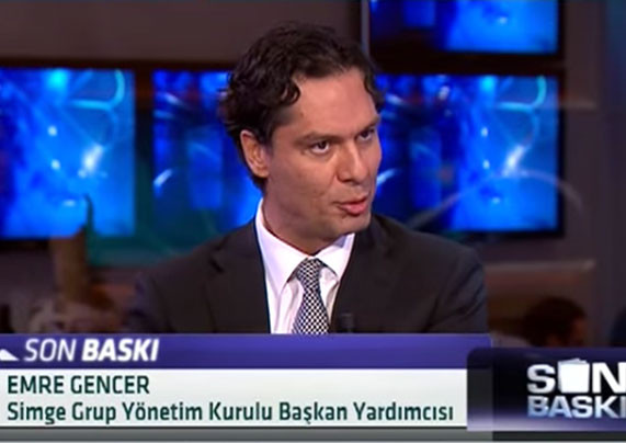 "CNBC-E Channel ""Son Baskı"" Program"