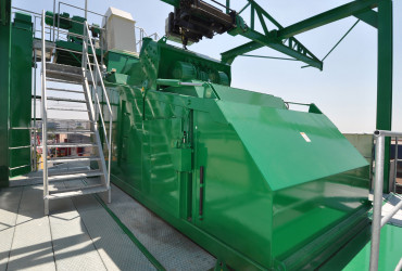 Sieving Unit Gallery Image