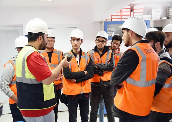 Balıkesir Üniversitesi İnşaat Mühendisliği Bölümü