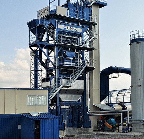 Transportable Asphalt Plants